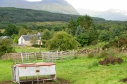 View near Muirshearlich