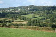 Yarcombe: the Yarty valley