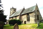 Walton, Nr Thorpe Arch, St Peter's Church