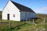 Free Presbyterian  church at Rienachaite.