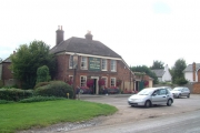 Old Chequers Public House, Gaddesden Row