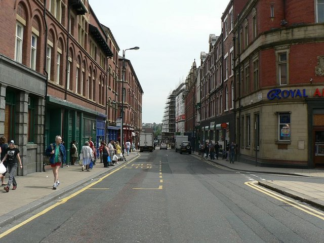 New York Street, Leeds