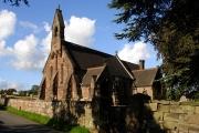 St Giles, Croxden