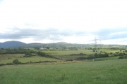 View South from Pen-Cefn