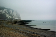 Saint Margarets Bay on a Misty Afternoon
