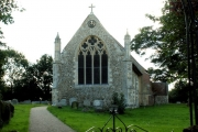 St. Mary's church, Raydon, Suffolk