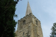 St Denys Church - Rotherfield
