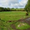 Farmland west of Heage