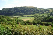 Teme Valley from Nether Skyborry