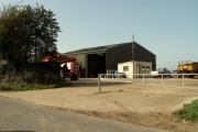 Boundary Farm, near Cotton, Suffolk