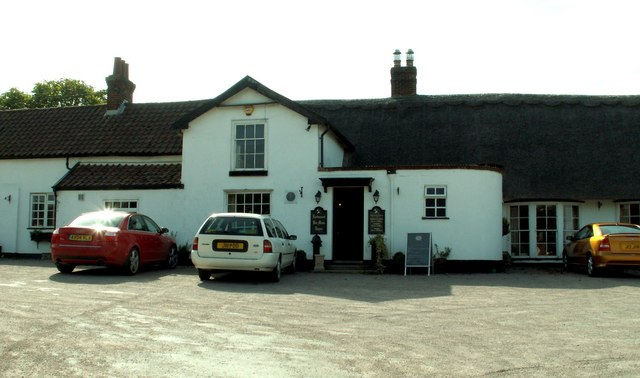 'The Trowel & Hammer' inn, Cotton, Suffolk