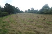 field of hay, Inverugie