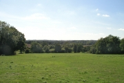 View from Rapkyns over the Low Weald
