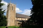 St.Peter's church, Bottesford