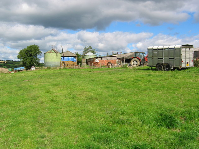 Oxclose Farm buildings
