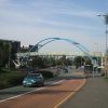 Footbridge over Wednesfield Road