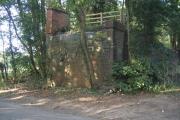 Remains of Banbury and Cheltenham Railway Bridge