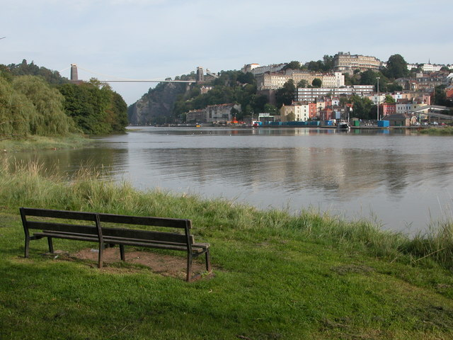 River Avon and Clifton Suspension Bridge