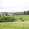 Llandwrog Village from the A499