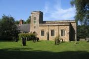 St Jame's Church, Nether Worton