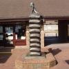 Cornmarket sculpture, Warminster