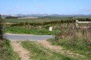 Across Farmland