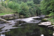 Dairy Bridge : River Greta