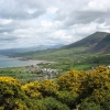 The Village of Trefor from the Quarry