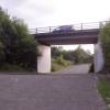 Underpass beneath the A326 Totton bypass, Ashurst Bridge