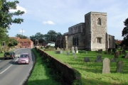 Welwick Village and St. Mary's Church
