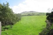 Farmland west of Clynnog Village