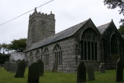 Saint Breward Church