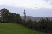 Defunct wind pump