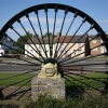 Whitwick Colliery Winding Wheel