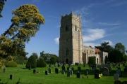 Rougham church