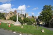 Village green, Longborough