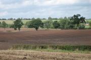 Toward the Offleys from Garmelow