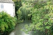 River Windrush, Bridge Street, Witney