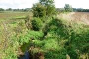Farmland south of Long Buckby