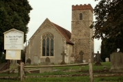 St. Mary the Virgin church, Belstead, Suffolk