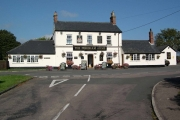 Sharnbrook - The Fordham Arms in Station Road
