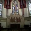 Luisa Ryland memorial reredos at St John's Church
