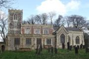 All Saints Church Roos