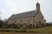 old kirk of Auchinleck