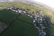 Burlawn from a 1000ft