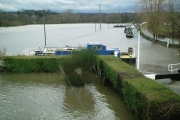 broadcut lock floods