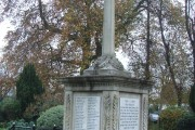 War Memorial in Green Street