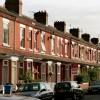 Ruskin Avenue in Moss Side, Manchester