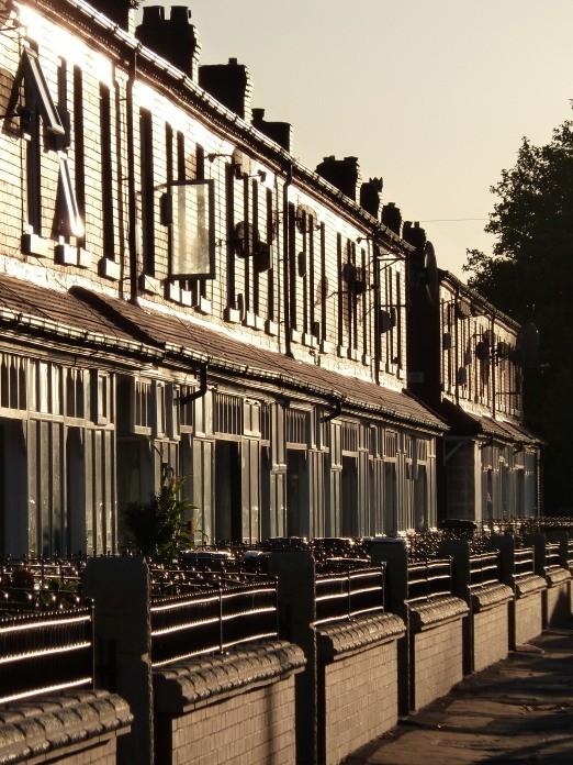 Great Western Street in Moss Side, Manchester