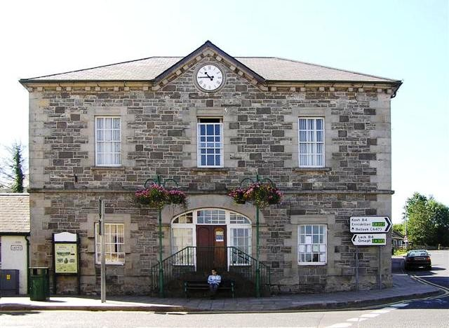 Ederney Townhall, Co Fermanagh